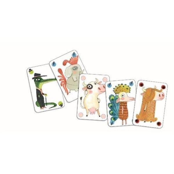 Djeco cheat game PIPOLO | KLEINE FISCHE