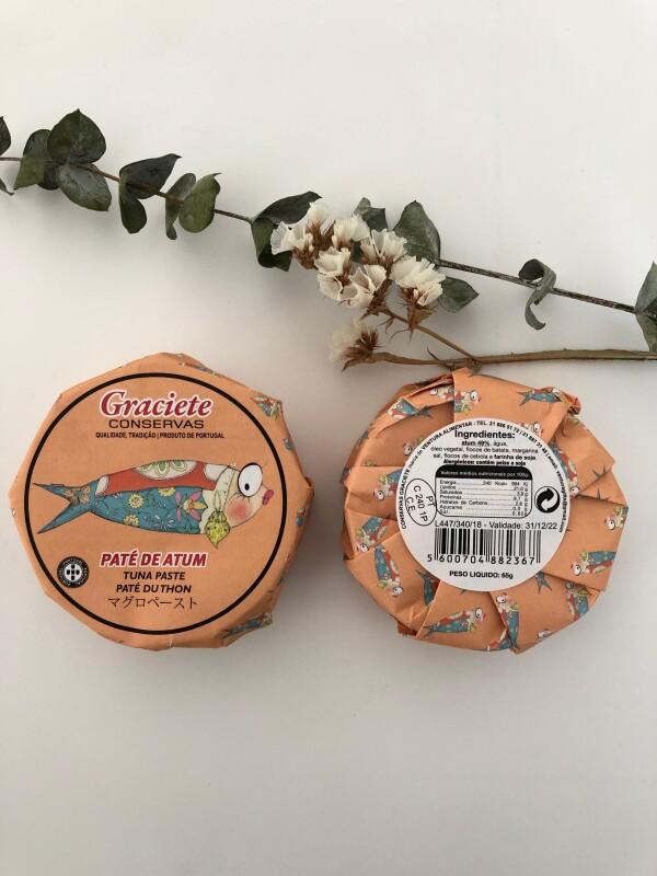 Tuna Paste - Graciete | Loja PortugueZa da Baixa
