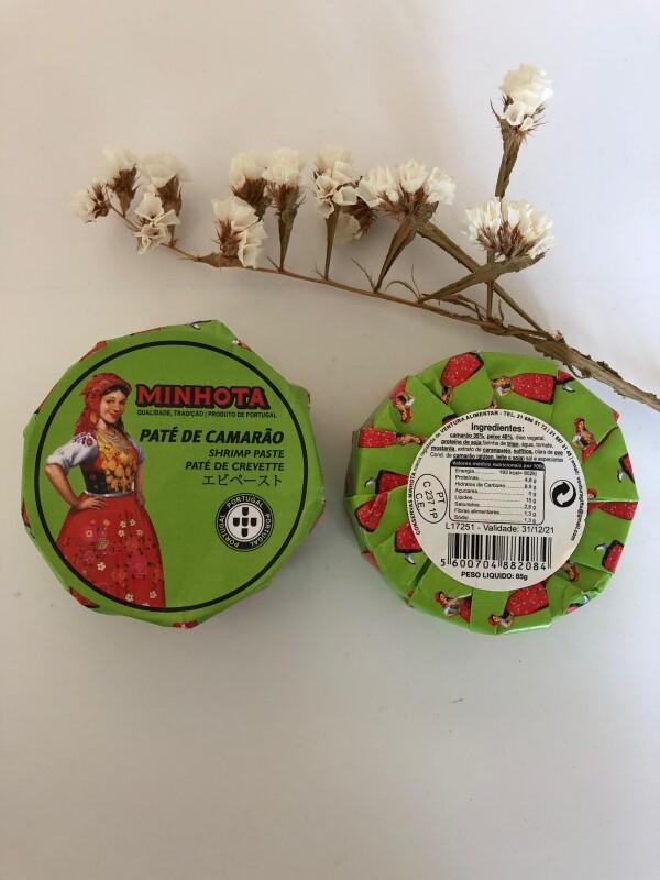 Shrimp Paste - Minhota | Loja PortugueZa da Baixa
