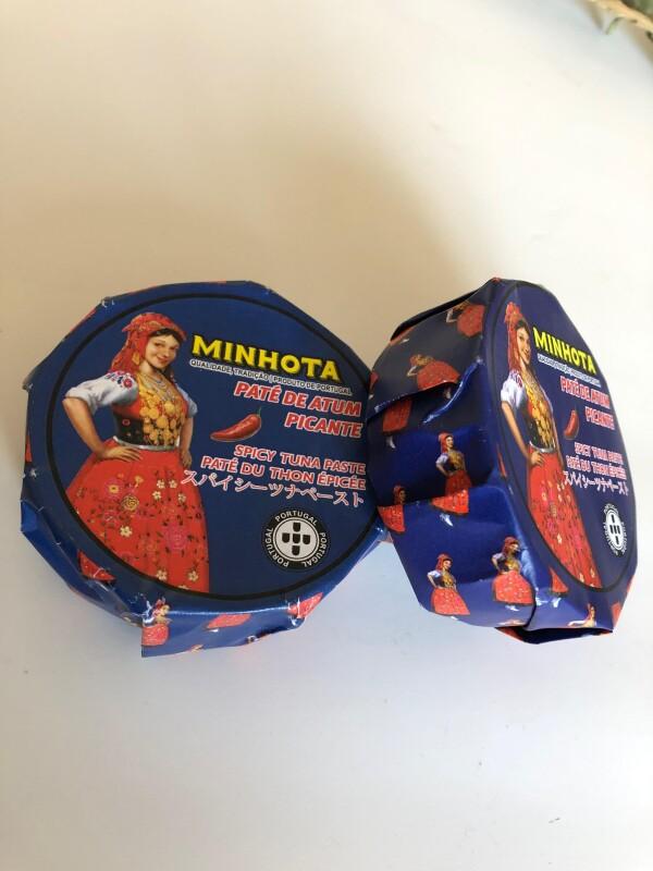 Spicy Tuna Paste - Minhota | Loja PortugueZa da Baixa
