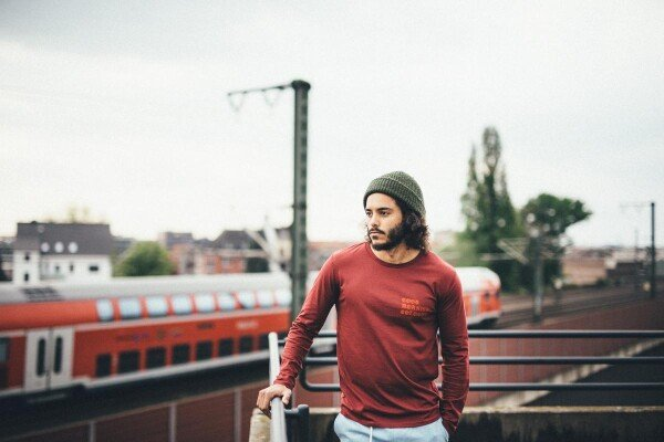 GMC Longsleeve bordeaux / red | Magasin 2