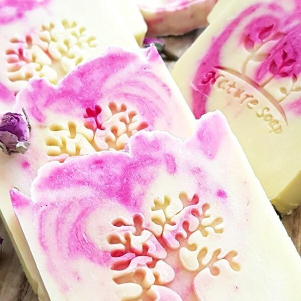 Silk rose | Simones Seifenmanufaktur
