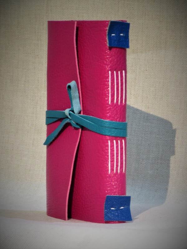Colorful diary / notebook