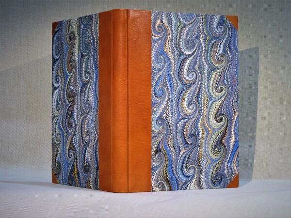 Tagebuch/Notizbuch CLASSICO III | Antica Legatoria Viali