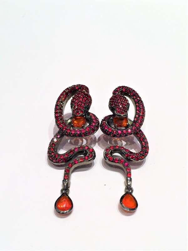 3289 snake magic | catya fine arts