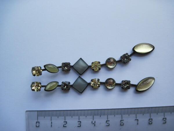 long earrings for a big appearance | mancherlei