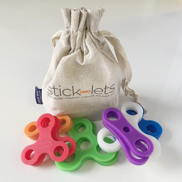 Stick-lets set of 12 | KLEINE FISCHE