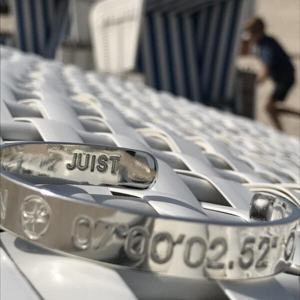 JUIST Coordinate Arm Bracelets Ladies gold plated   ANCRAGE