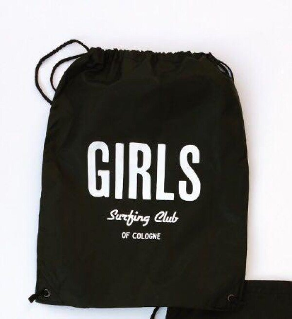 Gym bag: Girl Surfing Club | Magasin 2
