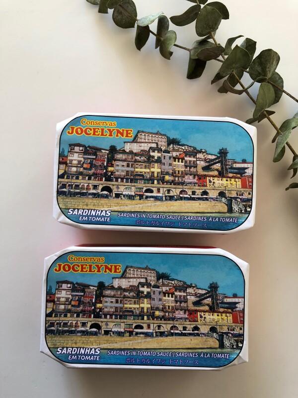 Sardines in Tomate Sauce - Jocelyne | Loja PortugueZa da Baixa