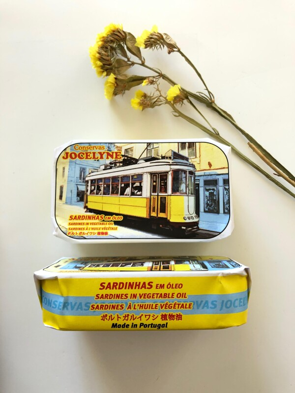 Jocelyne - Sardines in Vegetable Oil | Loja PortugueZa da Baixa