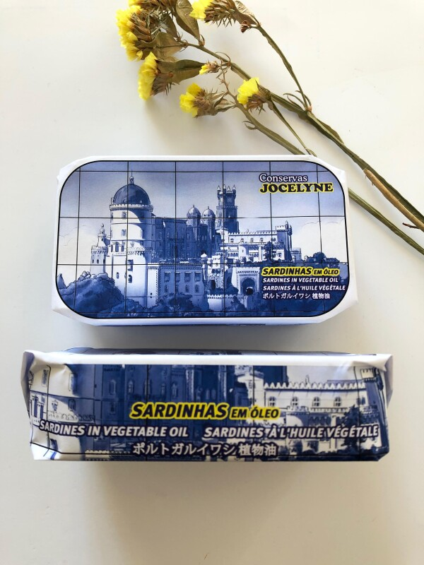 Sardines in Vegetable Oil - Jocelyne | Loja PortugueZa da Baixa