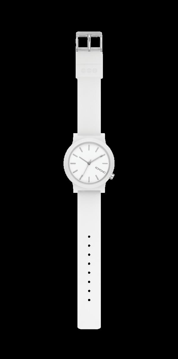 Komono white mono watch   MAERZ