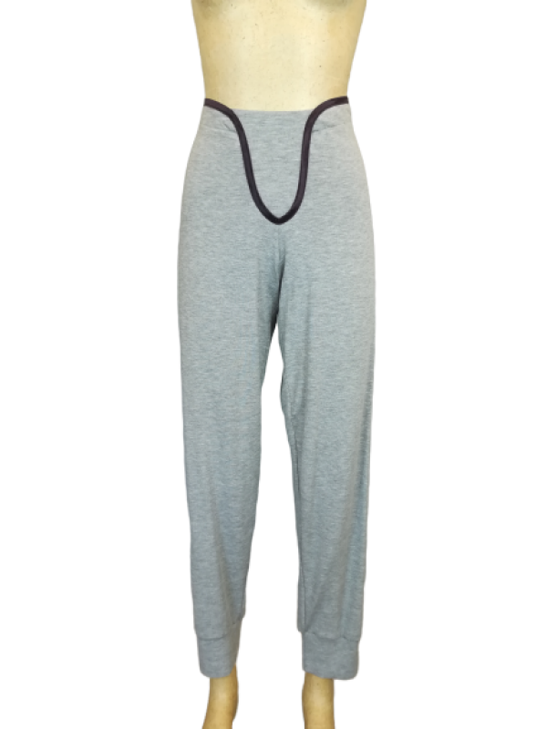 Light gray yoga pants | Florentine Kriess