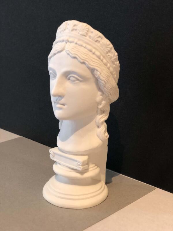 Juno Ludovisi - marble cast replica   Weimarer Klassiker