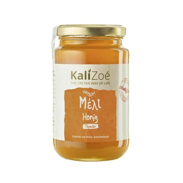 Thyme Honey from Crete 470g | Kali Zoé