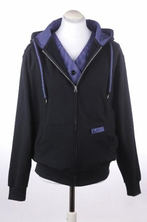 Winegrower blue hoodie kids | Winzerblau