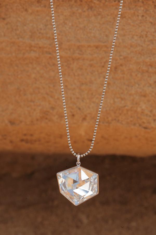 artjany chain illusion cube | artjany - Kunstjuwelen