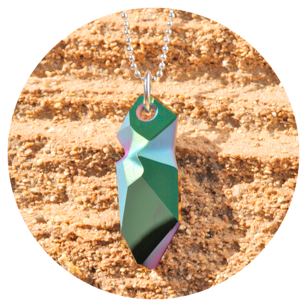 Artjany necklace jean paul gaultier | artjany - Kunstjuwelen