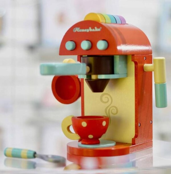 Coffee Maker - Le Toy Van | sent from heaven
