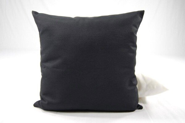Cushion cover black | roomOutfit