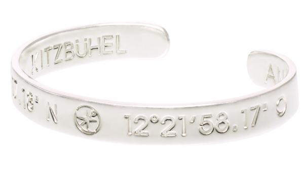 KITZBÜHEL coordinate bracelets ladies silver plated   ANCRAGE