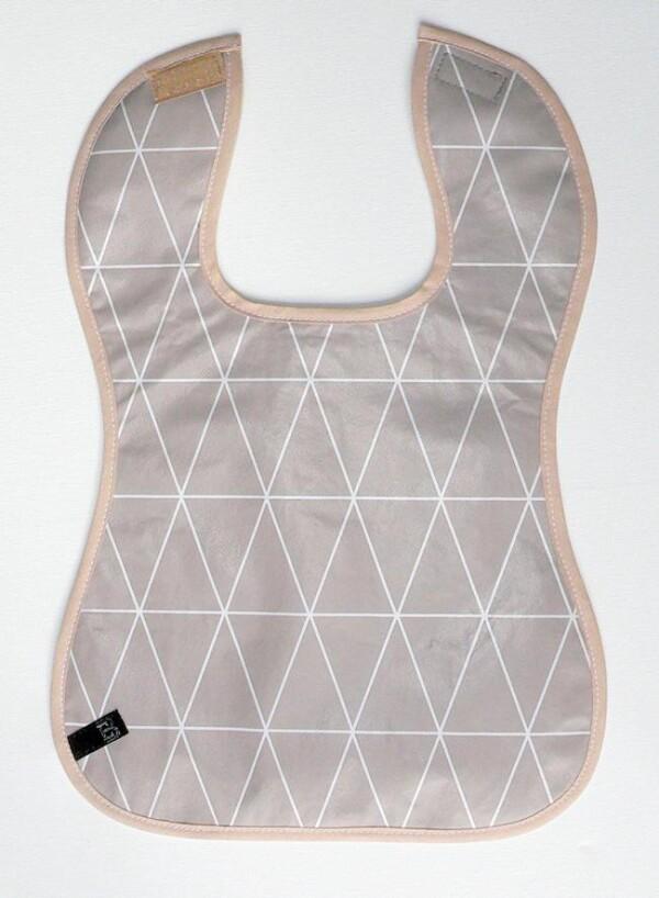 reversible Bib | Eva Brachten Modedesign