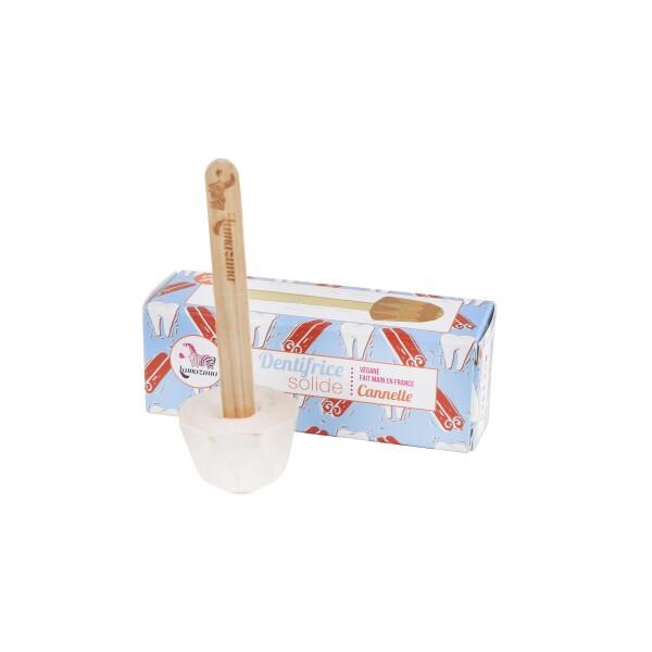 Lamazuna firm toothpaste with cinnamon | soki Kassel