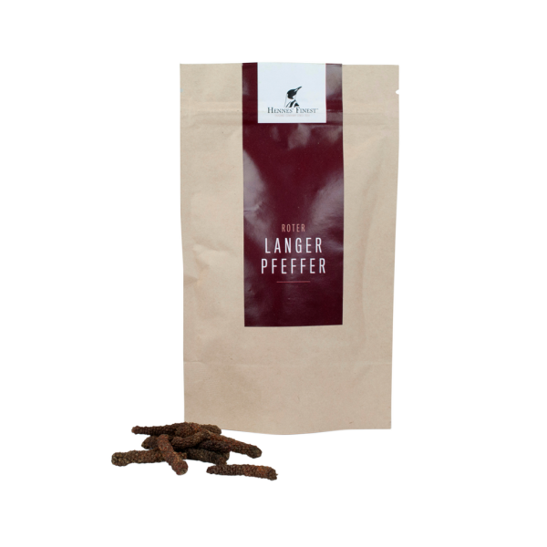 Red long pepper | Hennes Finest Pfeffer-Boutique