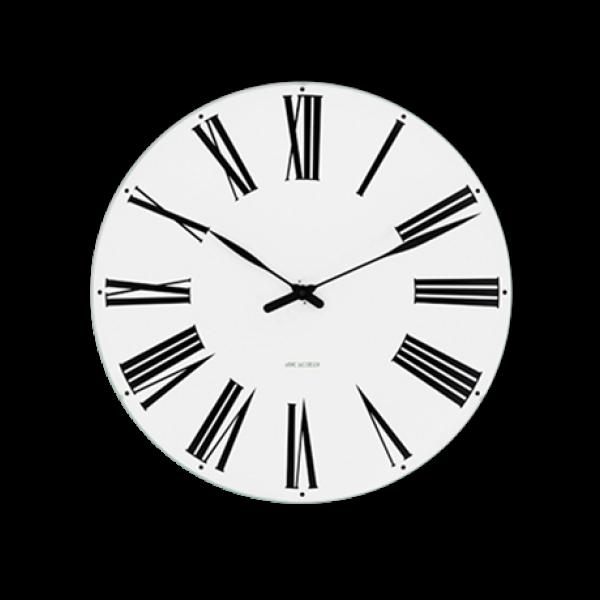 ARNE JACOBSEN ROMAN WALL CLOCK | Gessler 1862