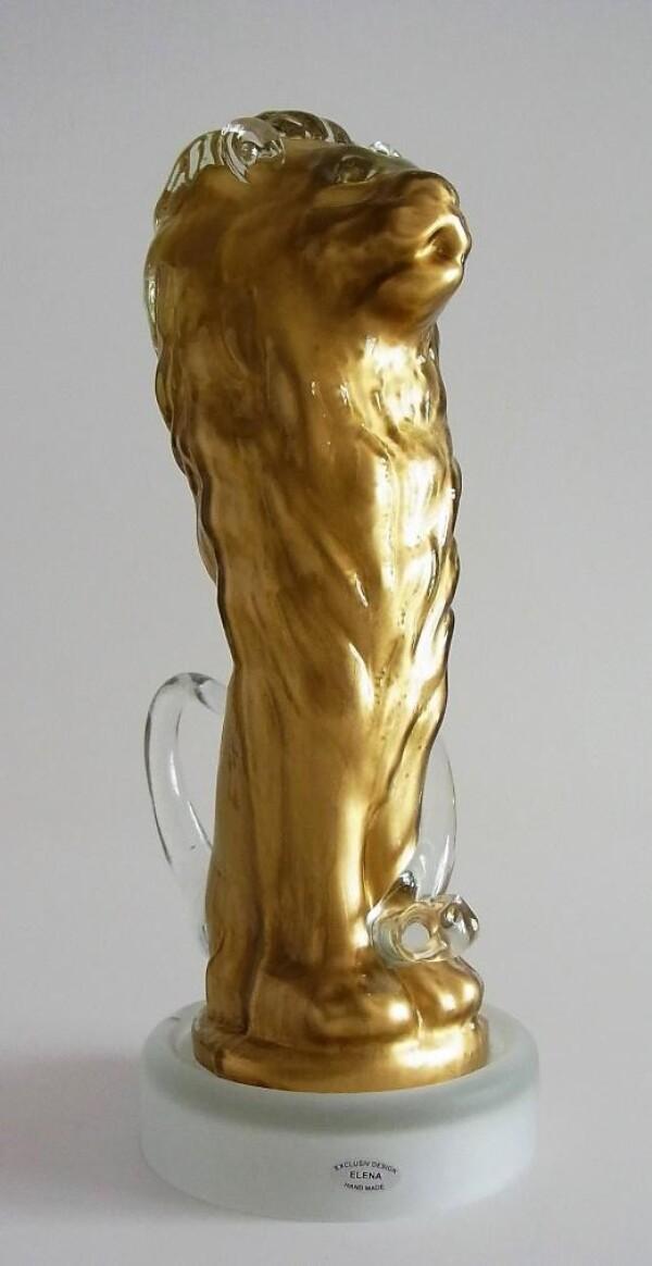 Lion Gold   Design Elena