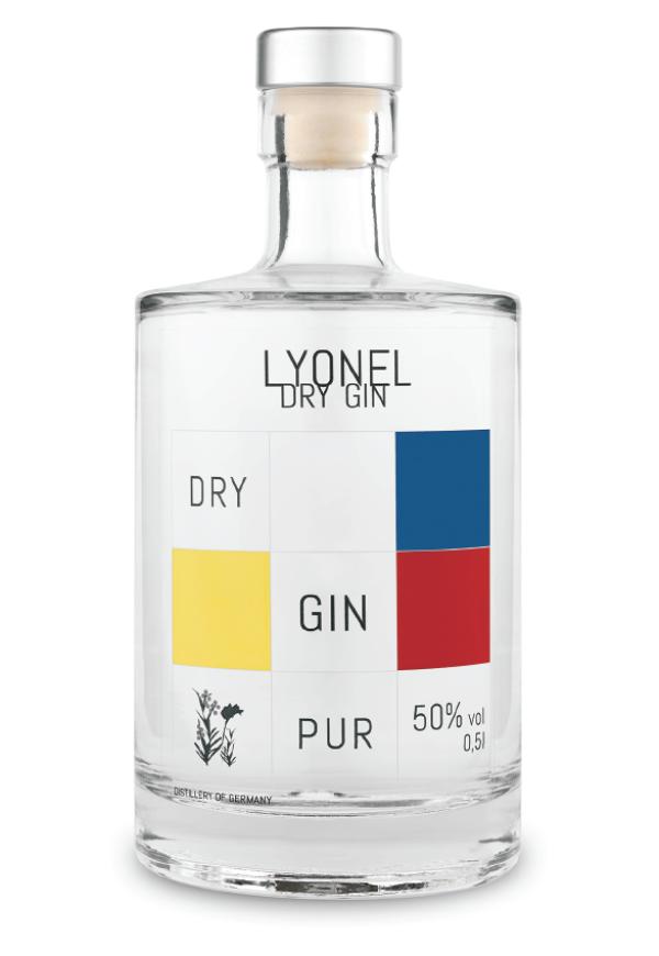 Lyonel Dry Gin from Weimar | Bauhaus Store Weimar