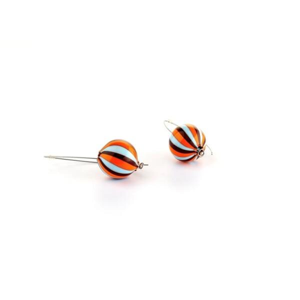 Murano Glass Blown Earrings
