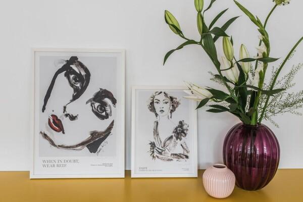 DAISY - Limited and signed art print | Atelier Nadine Kulis