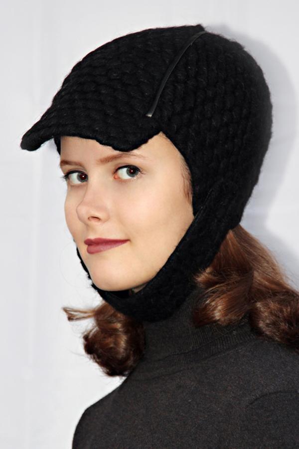 black bolt cap with nubs NELA_198 | MOLOTOW