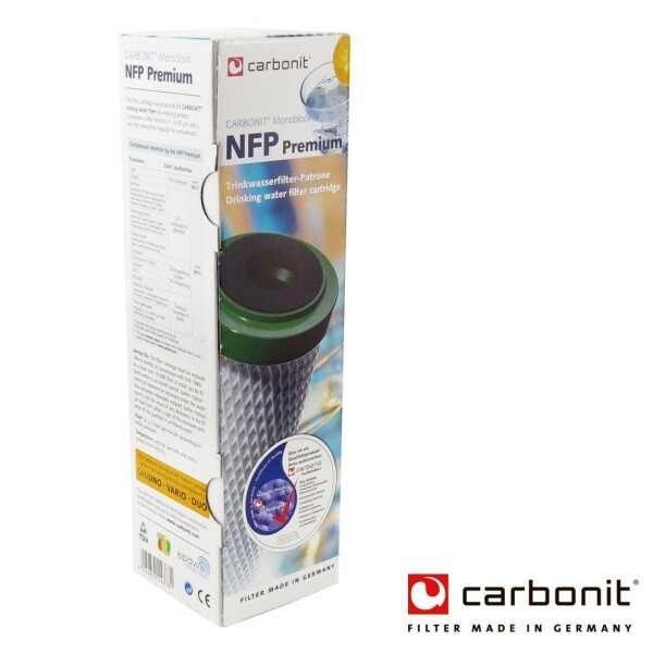 Drinking water filter