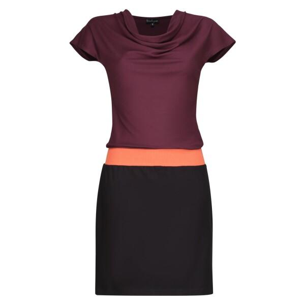 Dress Petula - cherry green | kirsch-grün