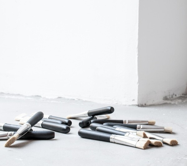 Special brush for cleaning mortars | Hennes Finest Pfeffer-Boutique