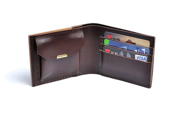 BeWooden wooden wallet Lineari   BeWooden GmbH