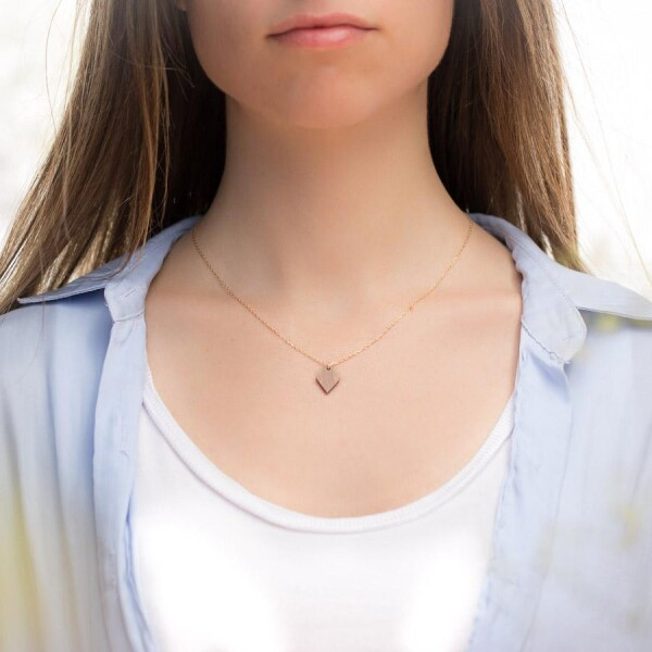 Beech DIAMOND NECKLACE | Debosc