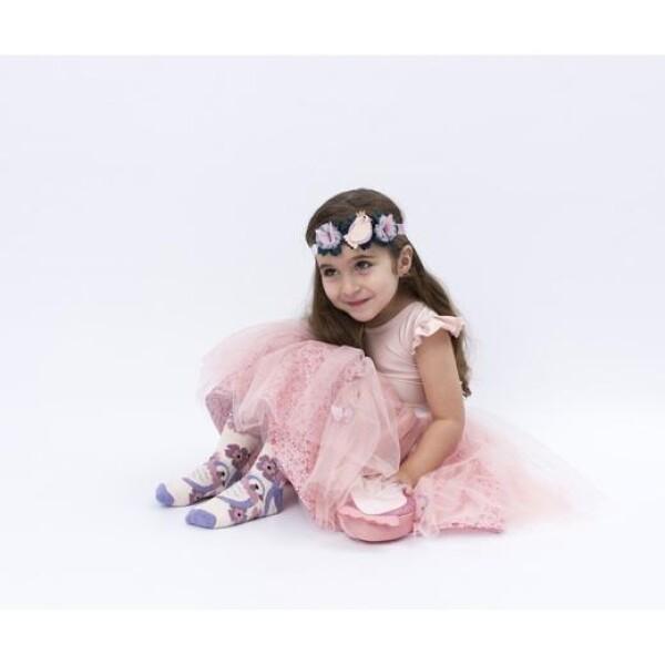 Princess Birds Midi Socks   das goodshaus