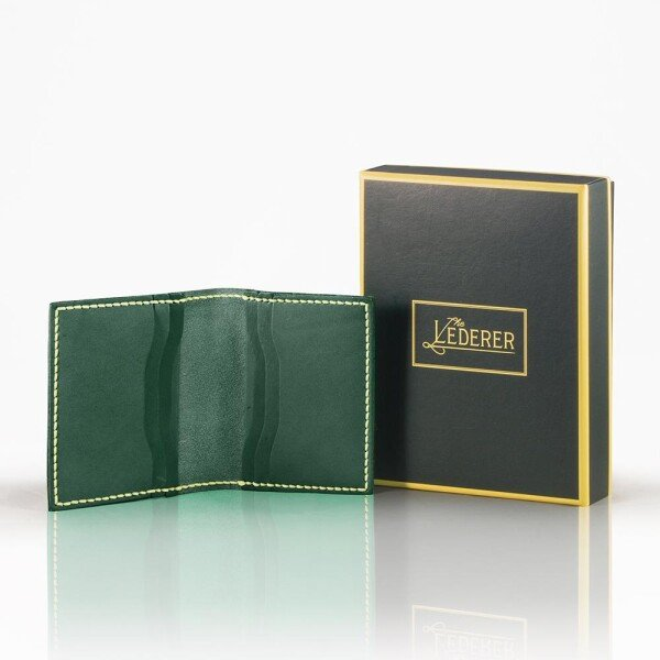 6-Card Holder - Leather Stitching Pack | The Lederer