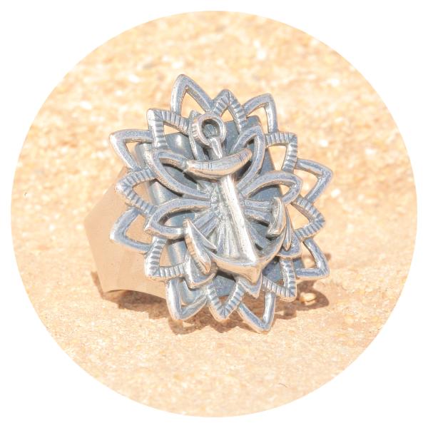 Artjany ring ahoi | artjany - Kunstjuwelen