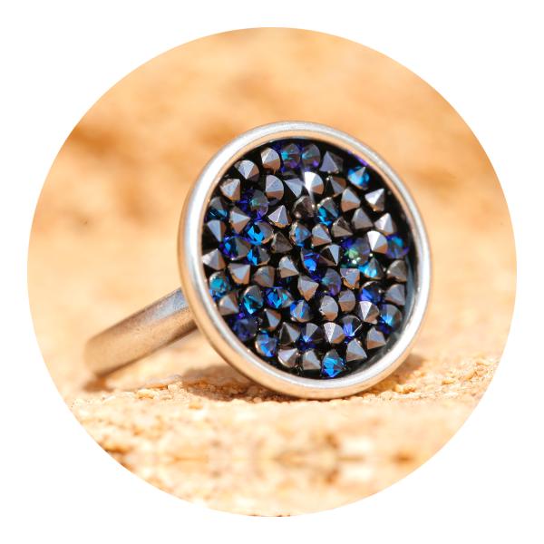 artjany ring bermuda blue | artjany - Kunstjuwelen