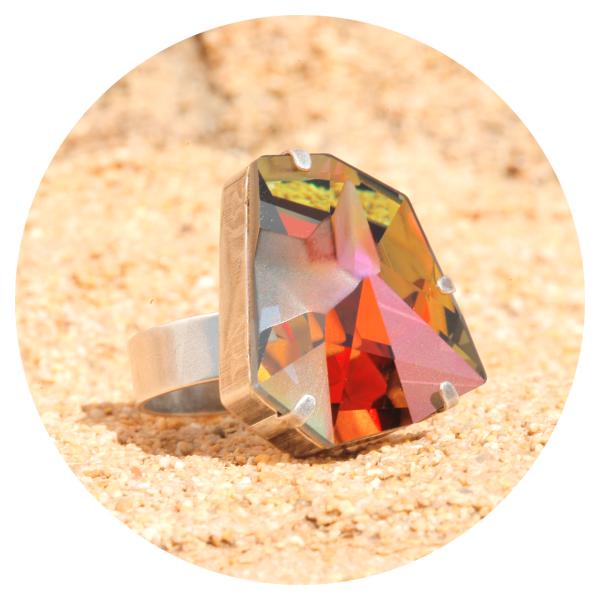 artjany ring jean paul gaultier | artjany - Kunstjuwelen