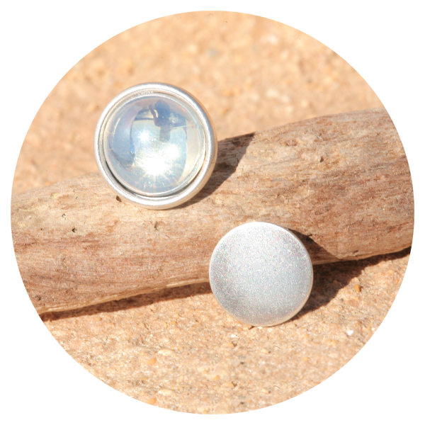 artjany ring crystal silver | artjany - Kunstjuwelen