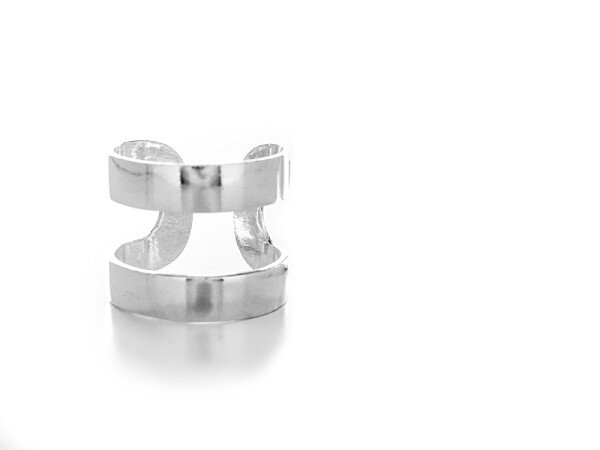 Ring Individual Silver | HLC Jewellery