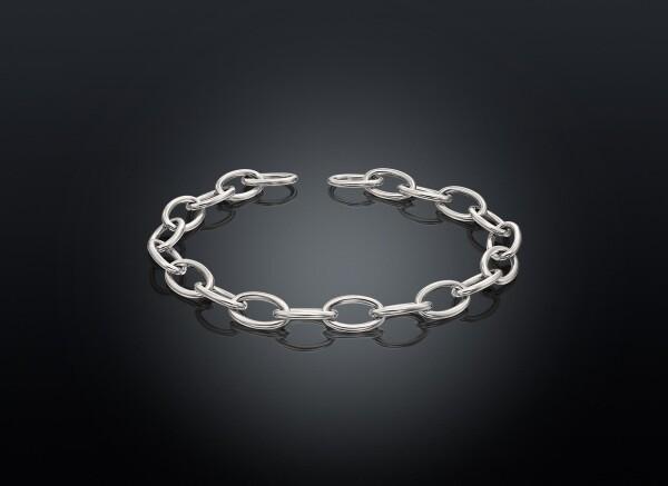 RIVIERA silver necklace | BIEGEL Goldschmied & Juwelier