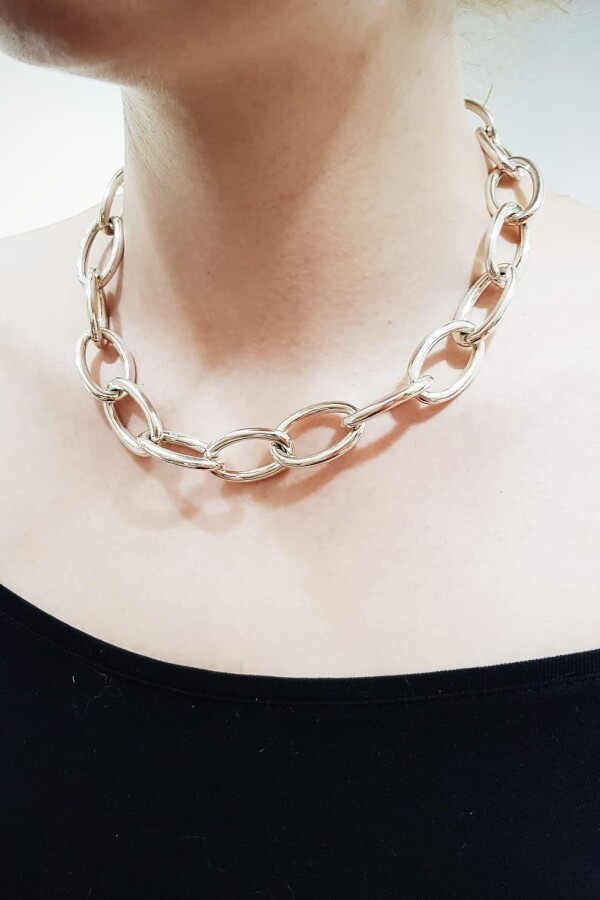 RIVIERA silver necklace   BIEGEL Goldschmied & Juwelier