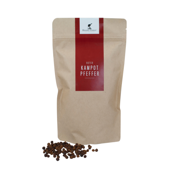 Refill pack red 250g | Hennes Finest Pfeffer-Boutique